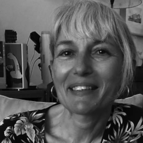 Cécile Laveissière, présidente de Ciné d'îles